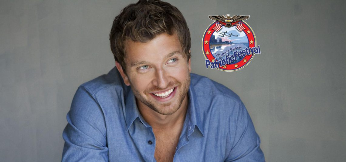 Patriotic Festival presents Brett Eldredge