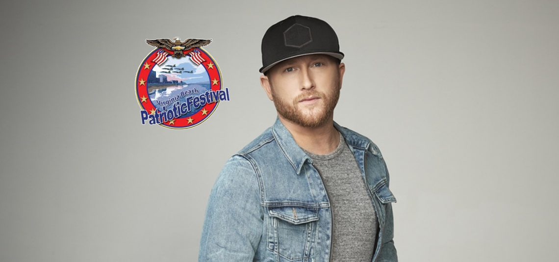 Patriotic Festival presents Cole Swindell