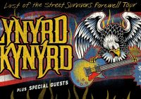 Lynyrd Skynyrd: Last of the Street Survivors Farewell Tour