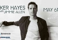 US1061 presents Walker Hayes and Jimmie Allen