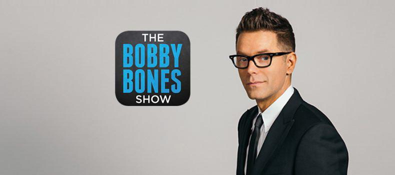 Mat Kearney on the Bobby Bones Show