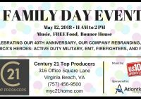 Century 21 Top Producers Family Day Event