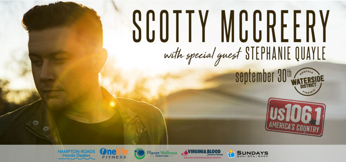 US1061 presents Scotty McCreery