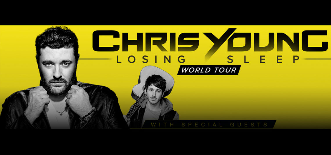 Chris Young with Morgan Evans