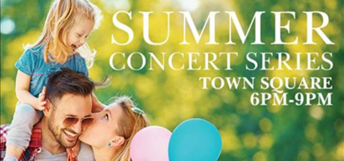 Peninsula Town Center's Summer Nights Concert
