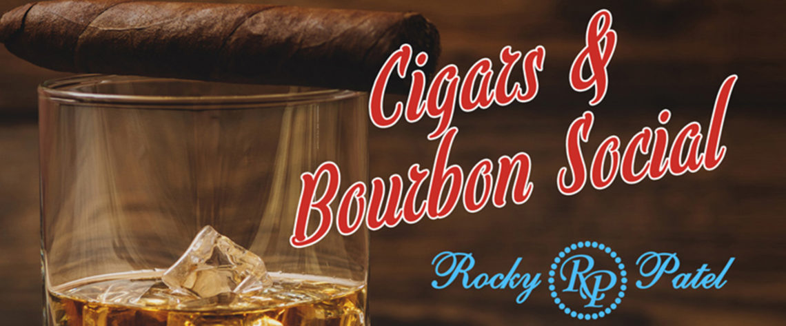 Rocky Patel Cigar & Bourbon Night