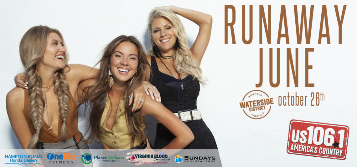 US1061 presents Runaway June