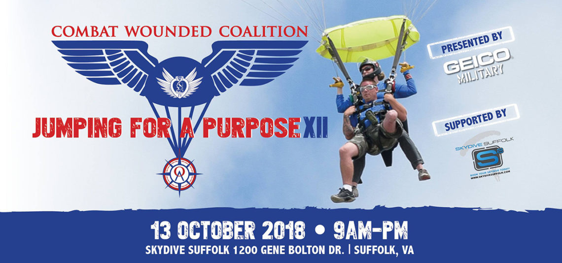 Combat Wounded Coalition: Jumping for a Purpose XII