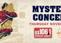 Mystery Concert