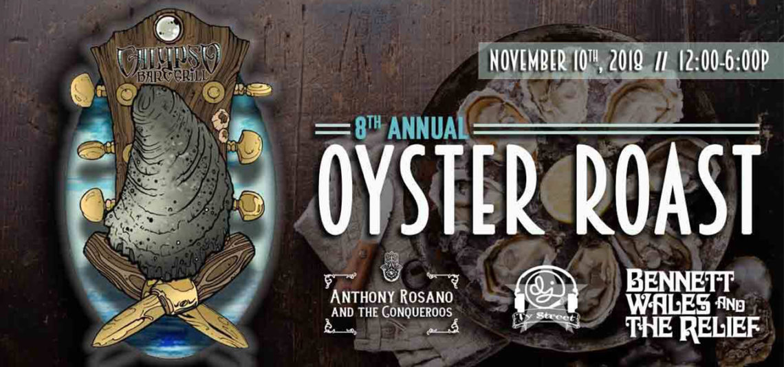 Calypso's 8th Annual Oyster Roast