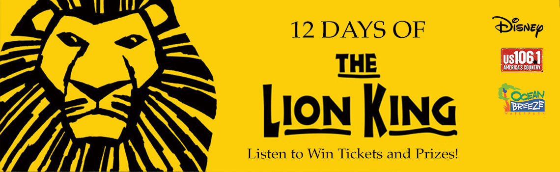 12 Days of Lion King