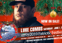 Patriotic Festival: Luke Combs