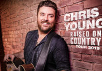Chris Young with Chris Janson and Jimmie Allen