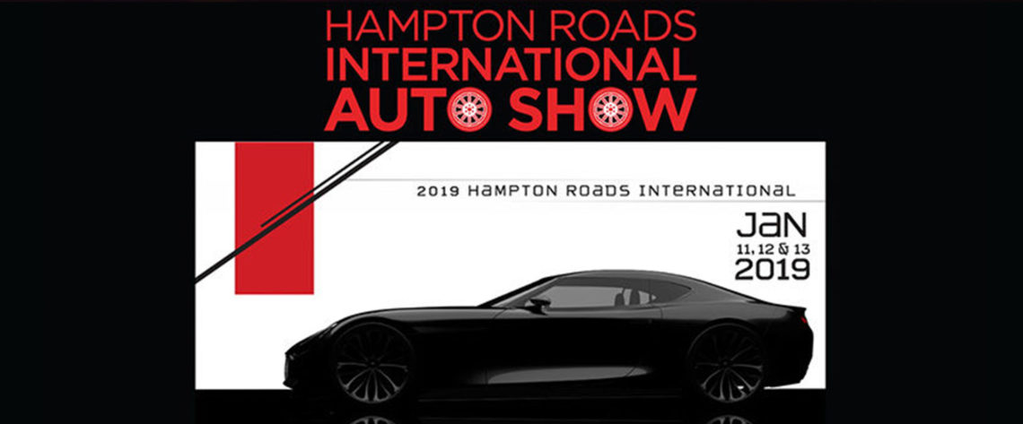 2019 Hampton Roads International Auto Show