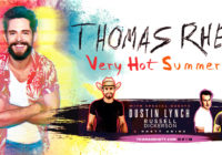 2019 Country Mega Ticket presents: Thomas Rhett with Dustin Lynch, Russell Dickerson, and Rhett Atkins