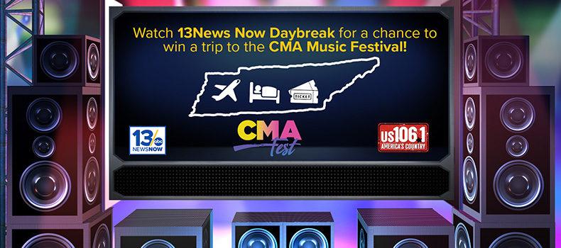 Win a Trip to the CMA Music Festival