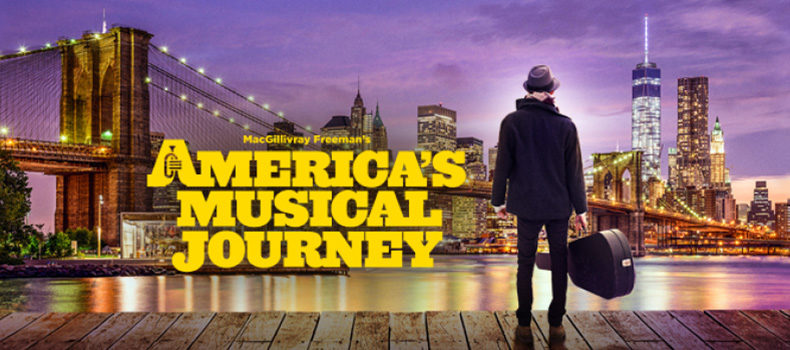 Win Tickets to America's Musical Journey