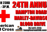 Hampton Roads Harley Davidson Blood Drive