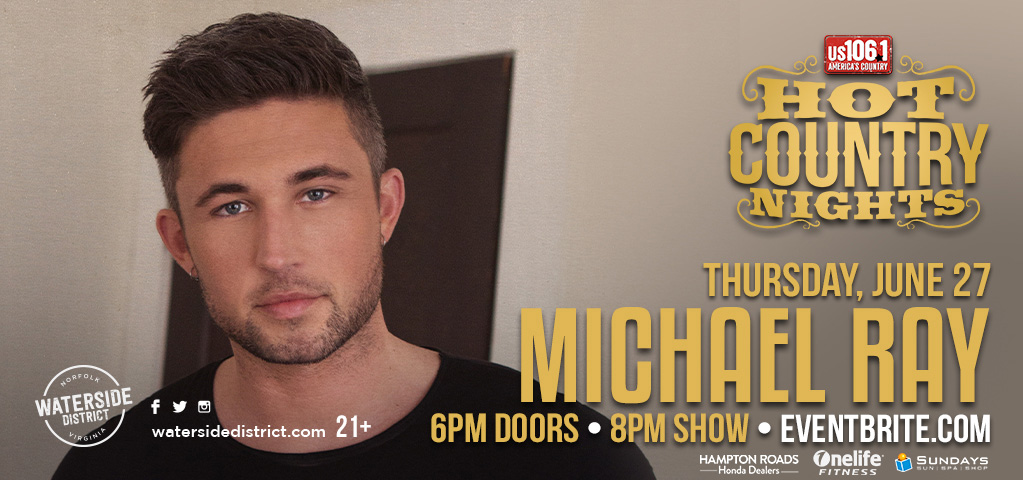 Hot Country Nights: Michael Ray with Tenille Arts