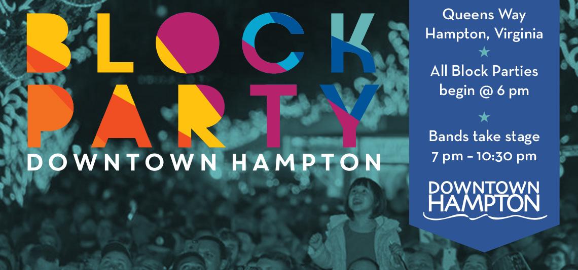 Hampton Block Party: Anthony Rosano & The Conqueroos