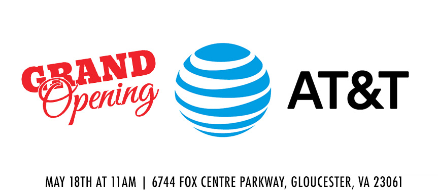 Grand Opening of AT&T