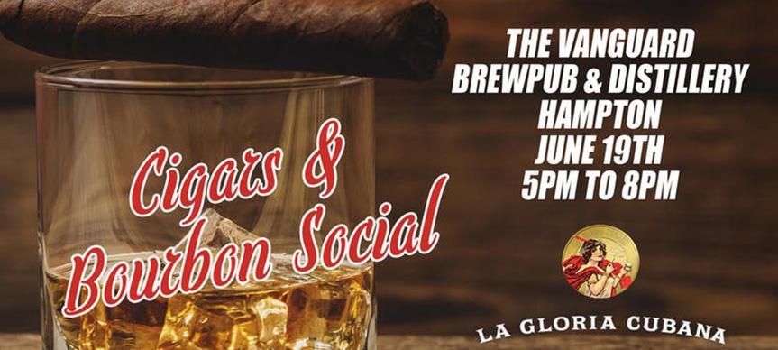 La Gloria Cubana Cigars and Bourbon Social