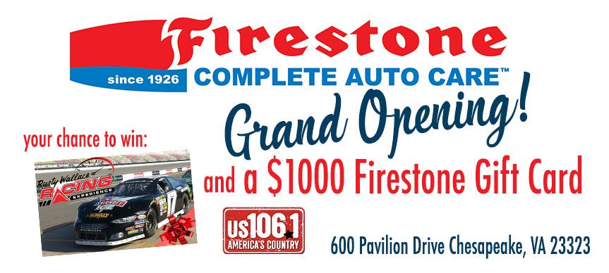 Firestrone Grand Opening