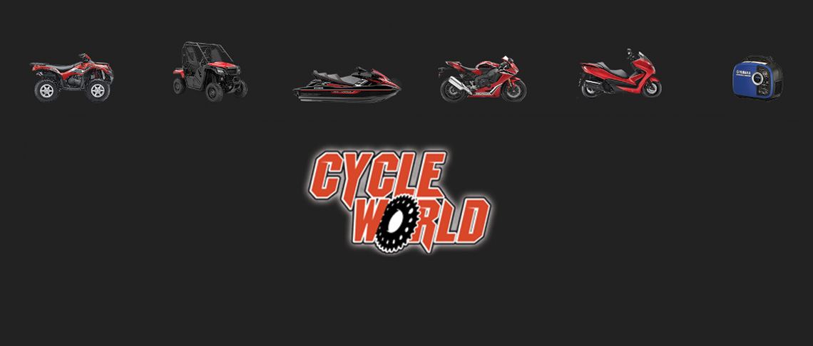 Join Emily at Cycle World