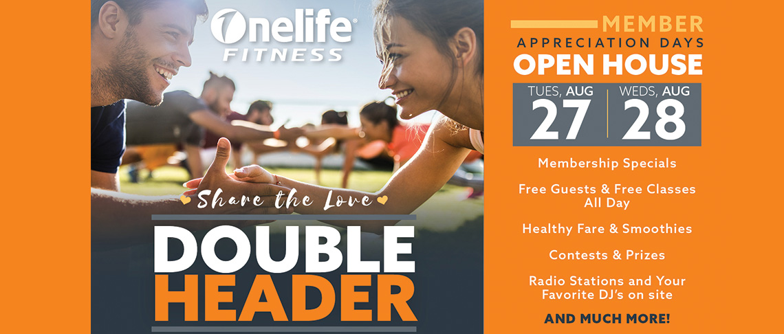Dave Parker at OneLife Fitness