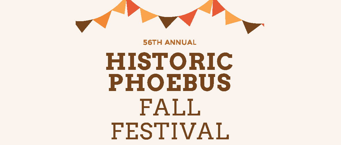 Historic Phoebus Fall Festival