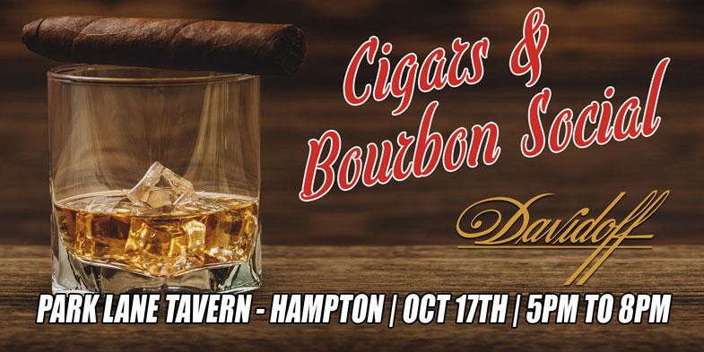 Emerson's Cigar and Bourbon Social
