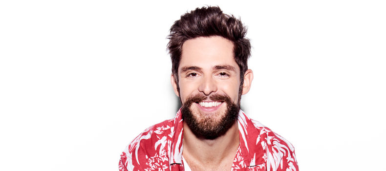 Thomas Rhett Interview at the CMA Awards
