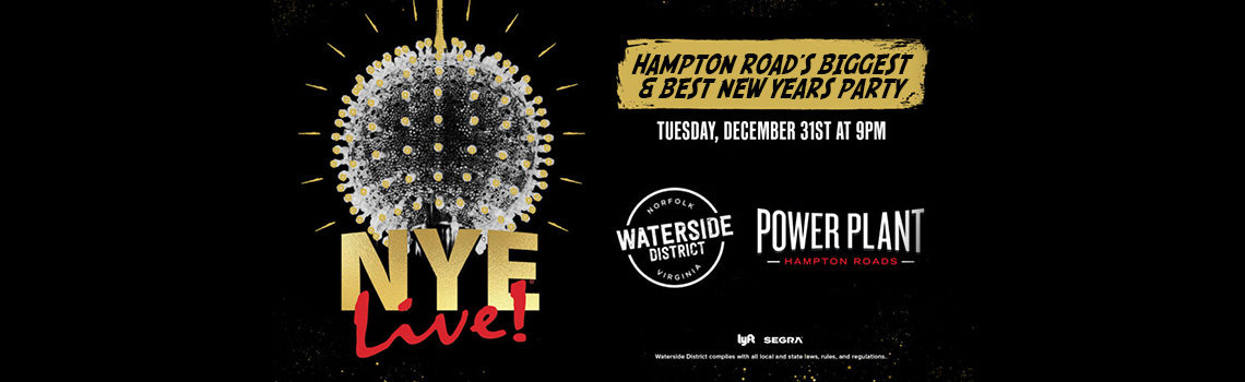 Win VIP to NYE LIVE!