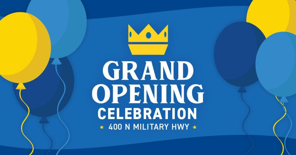 Grand Opening on East Coast Appliance