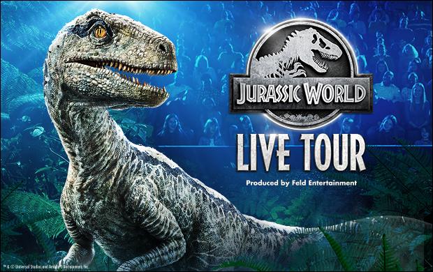 Jurassic WorldLive