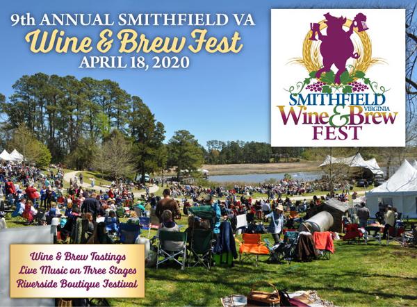 Smithfield VA Wine & Brew Fest