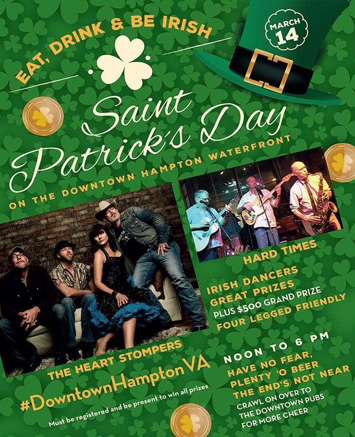 Saint Patrick's Day Celebration