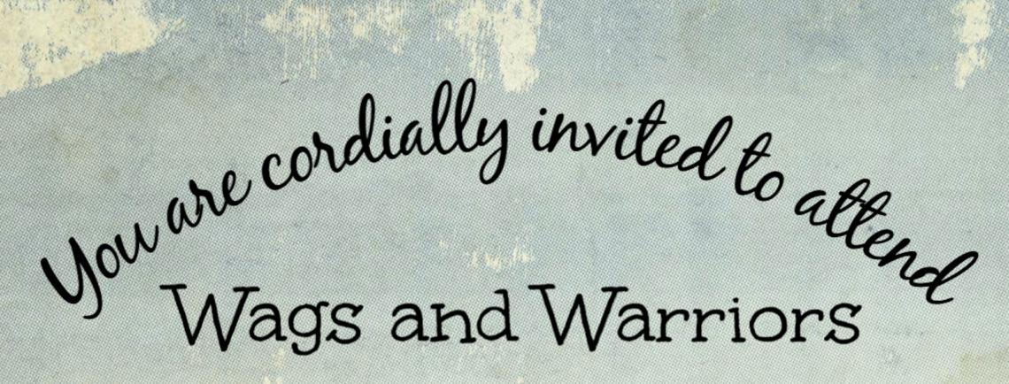 Wags and Warriors Inaugural Gala