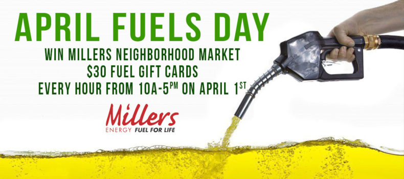 April Fuels Day