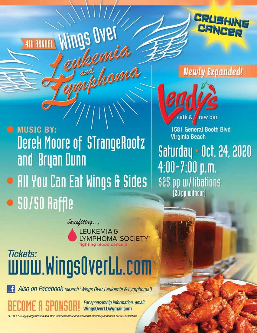 4th Annual Wings Over Leukemia & Lymphoma