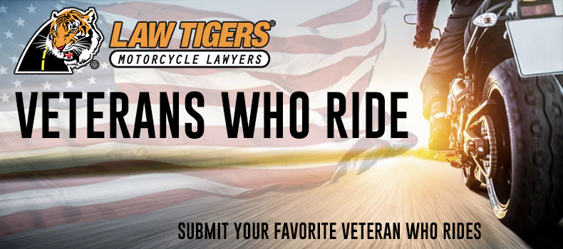 Law Tigers: Veterans Who Ride
