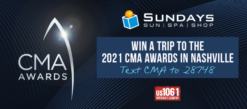 Win a Trip to the 2021 CMA Awards