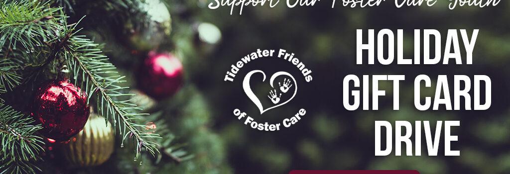 TFFC – Gift Card Drive
