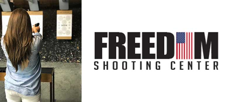 Win a Girls Night Out at Freedom Shooting Center