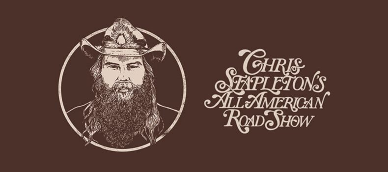 Win Tickets to Chris Stapleton's All-American Road Show