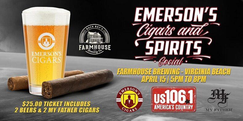 Emerson's Cigars and Spirits Social