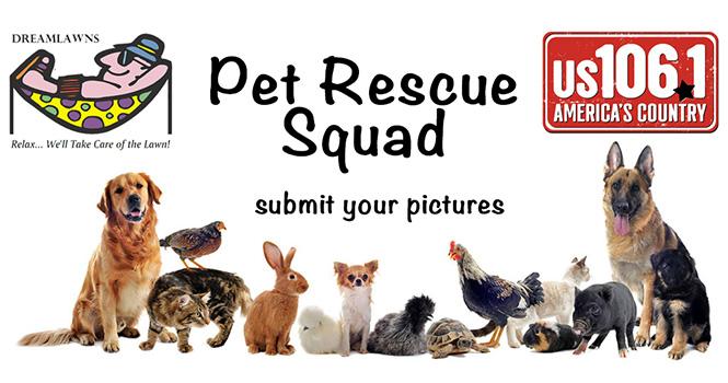 Pet Rescue Squad