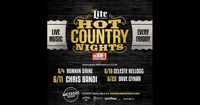 Win Tickets to Hot Country Nights
