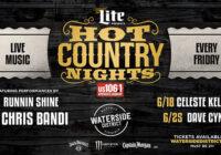 Miller Lite Hot Country Nights: Celest Kellogg
