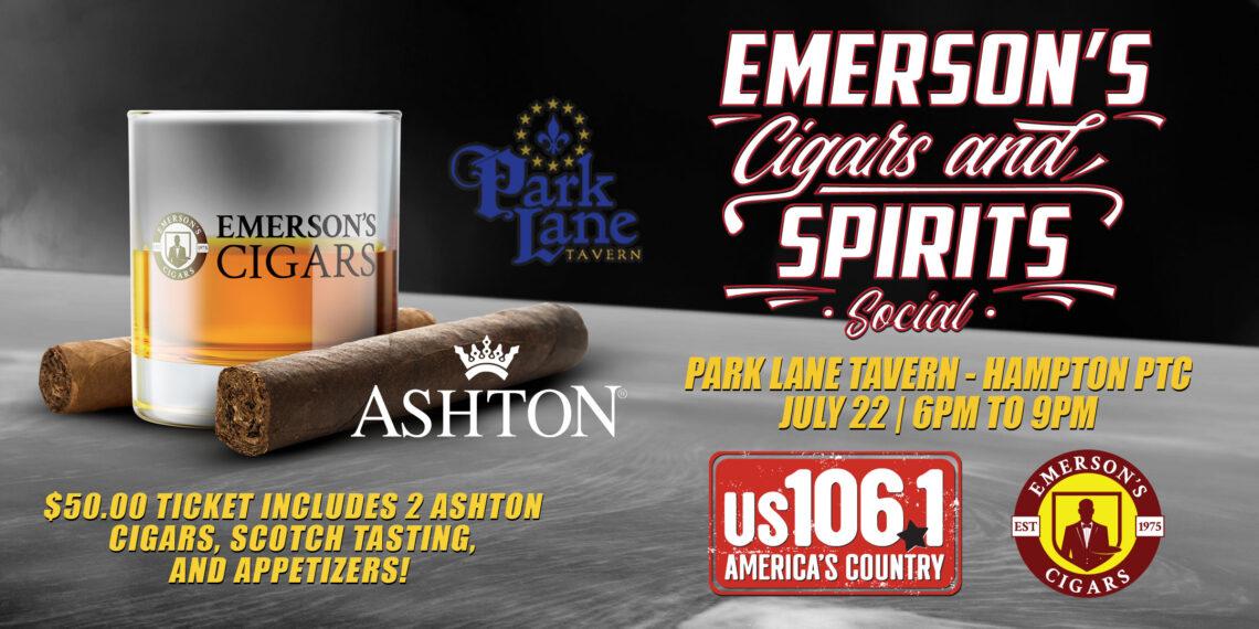 Emerson's Cigar and Spirit Social